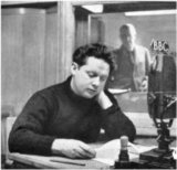 Beeldvergroting: Dylan Thomas (1914-1953)