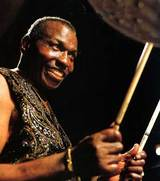 Beeldvergroting: Elvin Jones