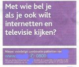 Beeldvergroting: Advertentie in de dagbladen